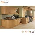 2014 best selling cristal armário de cozinha, Pré-fabricada armário de cozinha