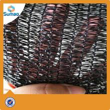 black window and door safety shadow netting /woven metal net