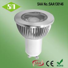 5w GU10 COB LED spotlight faretti led bulb gu10 smd 5w