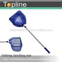 cheap aluminium hand fishing landing nets and poles China