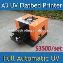 Factory Supply Best Quality Best Price- Acrylic Printer Digital UV Flatbed Printer Belt Drive