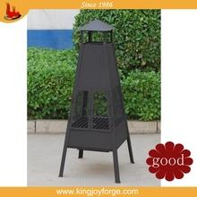 Garden leisure woodburning steel chiminea