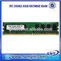 oferta especial de escritorio pc 4gb de ram 667 mhz ddr2 módulos de memoria