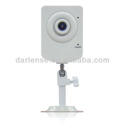 mini indoor ip camera two way audio