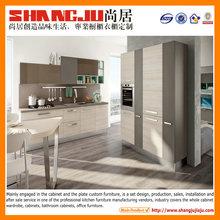Melamine kitchen Professional design 2014 modern kitchen cabinets pictures