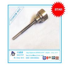 titanium carb cap universal size
