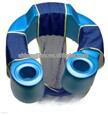 Swing Hammock Water Floating Chair Sling Chair Floating Pool Hammock with Dual Cup Holders