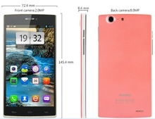 China cheapest 3G mobile phone 3G mobilephone 5.0'' HD capacitive screen Android 4.4 3G octa core phone
