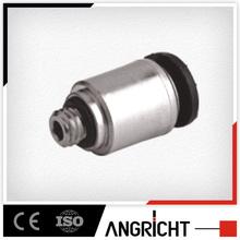A202 mini plug coupling pneumatic brass hose nipple fittings