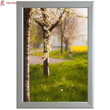Latest advertising led light a2 picture frames a4 size photo frames