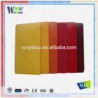 Wecan design cladding materials for cover walls decoration aluminum composite panel