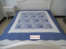 hot sale patchwork quilts sale, summer quilt , 100%microfiber adult quilt