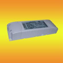 CE RoHS PF>0.95 EFF>80% dali led driver 60W constant voltage dali led power supply 12V 24V