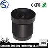board lens m12 mount 6mm cctv lens