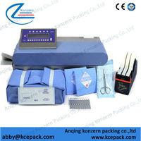 Medical autoclave sterilization crepe paper Steril paper
