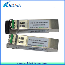 Fiber Cisco ASR 9K Compatible 1550nm 80Km SFP+ 10GB-ZR