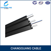 High Quality Self Supporting Bow-type Drop FTTH 2 Core Fiber Optical Cable GJYXFCH