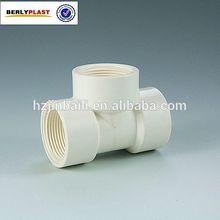ASTM SCH40 Pvc White Steel Brass Pipe Male Coupling