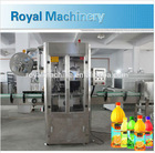 factory price automatic label inserting shrink sleeve machine
