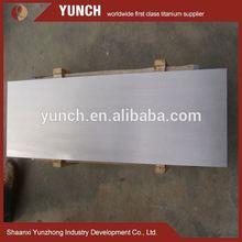 grade 5 titanium sheet/titanium sheet metal price/creative 4mm titanium sheet for industrial