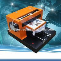 Factory Supply Best Quality Best Price-8 Color Digital Flatbed T-Shirt 3D Printer, Cheap Garment Printer