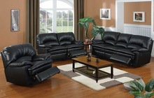 Comfortable and Leather lounge suite 3+2+1 YR1114 living room sofa sets