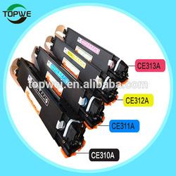 CE310 CE311 CE312 C313 toner cartridge for Canon LBP 7010C/7018C
