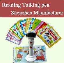 <XZY>EDUCATION BOOKS LANGUAGES LEARNING MACHINE TALK PEN