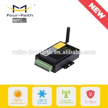 F2114 ip modem DTU support rs232 rs485 gsm gprs remote control modem V