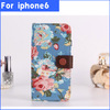 Phone casing 2014 leather mobile phone casing for iphone 6