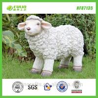 Sheep Figurines Resin Animal, Decorative Sheep Figurines