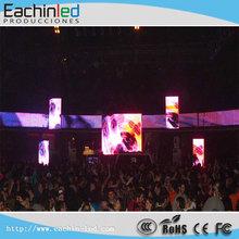 high resolution rental china hd p5 club xxx video lighting led display