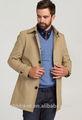اللون الكاكي، تصميم الأزياء المخصصة معطف الخريف