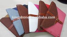 fashional design 360 degree rotating flip leather case for ipad5