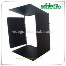 LED video light use barndoors 300*300mm