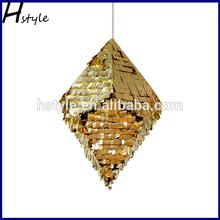Alta calidad de la hoja piñata para la decoración del hogar SD071