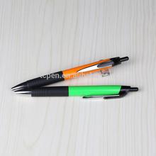 Promotion ball pen metal clip school & students pen