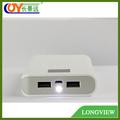 Carregador portátil, mobile power bank, banco de energia portátil de bateria
