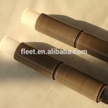 PTFE adhesive teflon film tape used on platen Thermoplastic Doffing Moudule 260C heat insulating