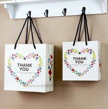 logo printing custom made paper luxury cloth shopping bag