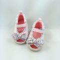 sandalias del bebé de suela suave floral sandalias varios tamaño disponible