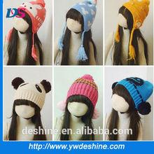 wholesale children cute crochet hat patterns MZ1294
