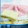 plain dyed high quality 100% bamboo fiber microfiber golf towel bag