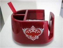 Smirnoff Napkin Holder/3 compartments napkin holder