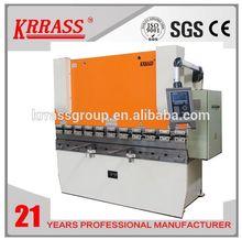 CE certificate Krrass hydraulic brake press price,sheet folding press break,hydraulic bending machine
