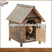 new design wooden dog house for lovely pet dog