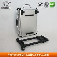 Professional Makeup Case Bauty Case Aluminum Makeup Case With Light