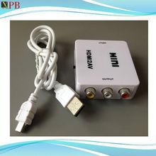 Cheap Audio Converter HDMI to RCA Converter Box China Supplier