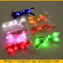 led flashing light up shoelaces