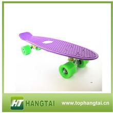 Sport Penny Board,Blank Bamboo Penny Board Cruiser Skateboard